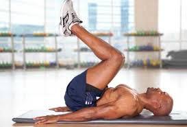 enroulement de bassin abdominaux musculation