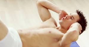 exercices d'abdominaux et entrainement des abdos